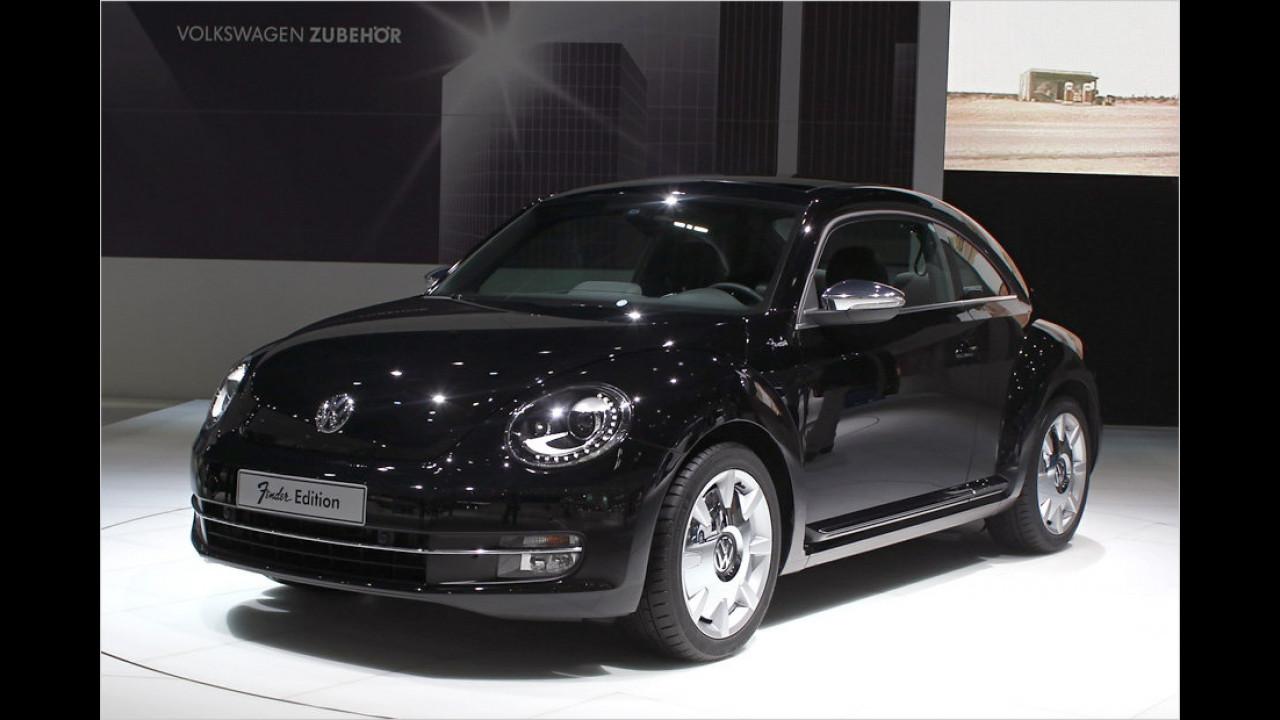 VW Beetle Fender Edition