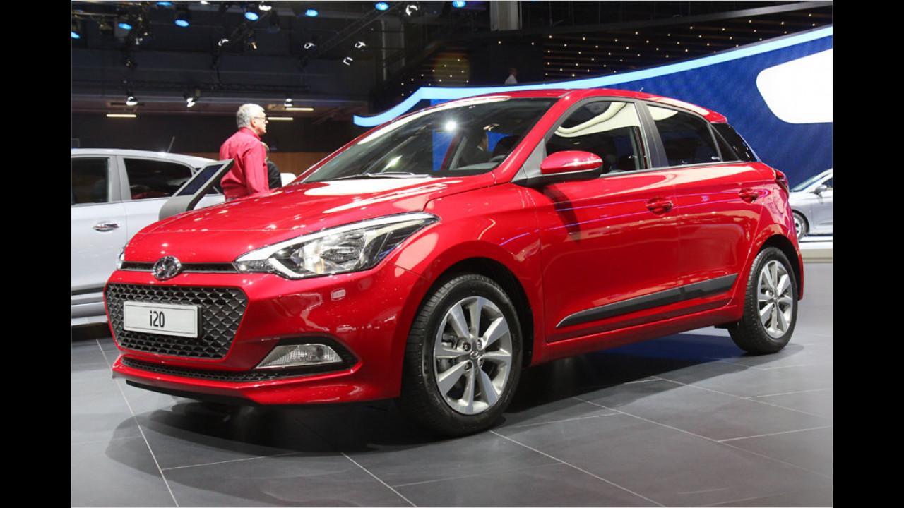 Hyundai i20 im ersten Check
