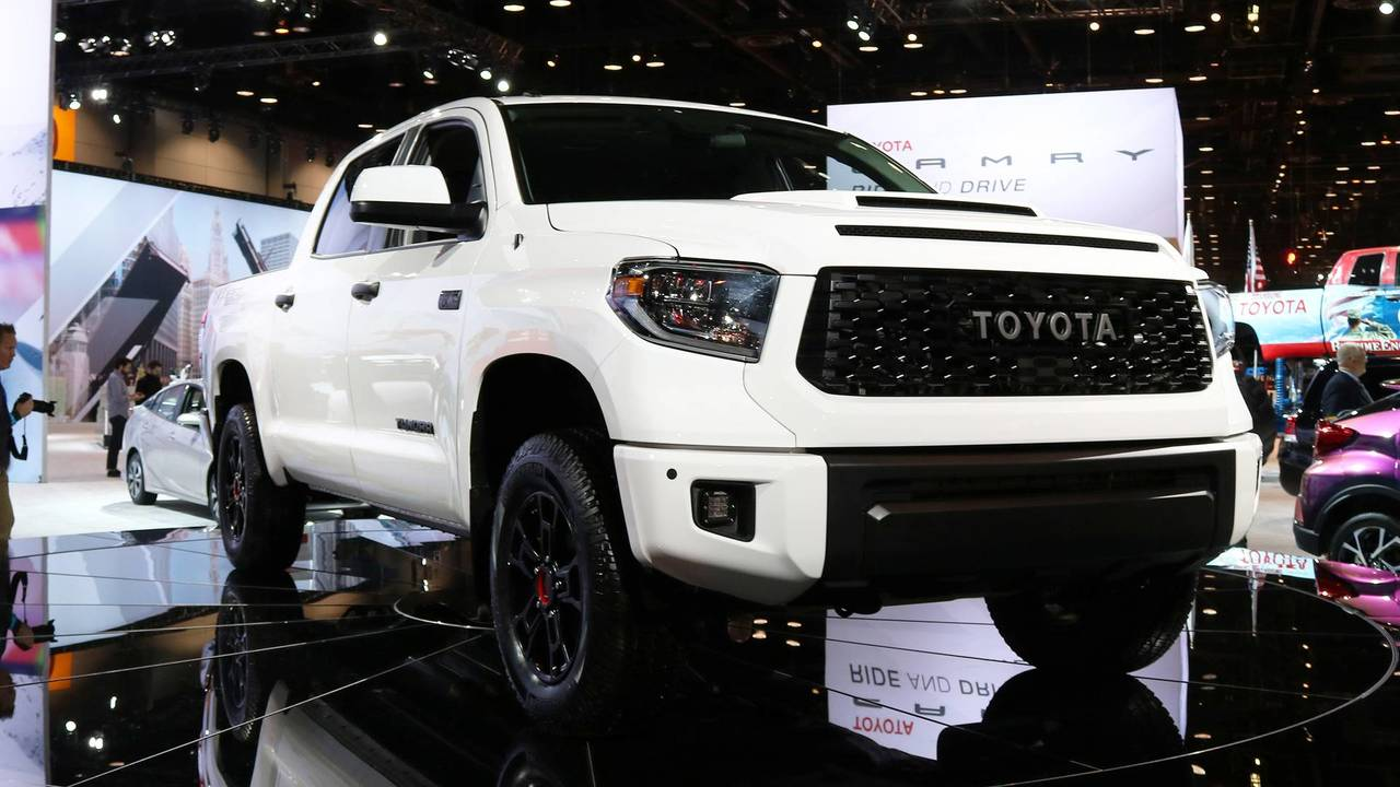 2019 Toyota Tundra Concept >> 7 Things To Know About Toyota's Newest TRD  Pro Trucks