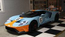 First European Ford GT