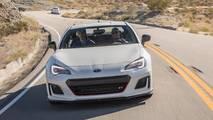 2018 Subaru BRZ tS: First Drive