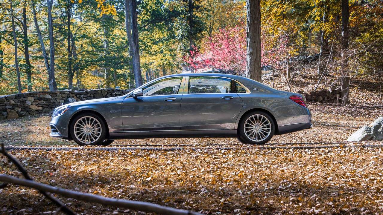 How much does a Maybach cost?