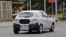 Opel Corsa casus fotoğrafları