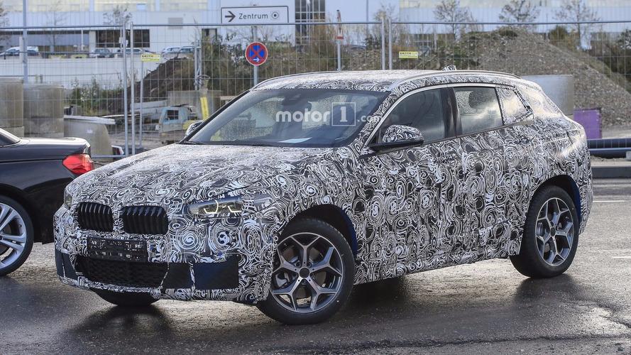 BMW X2 - La version finale déjà sur la route