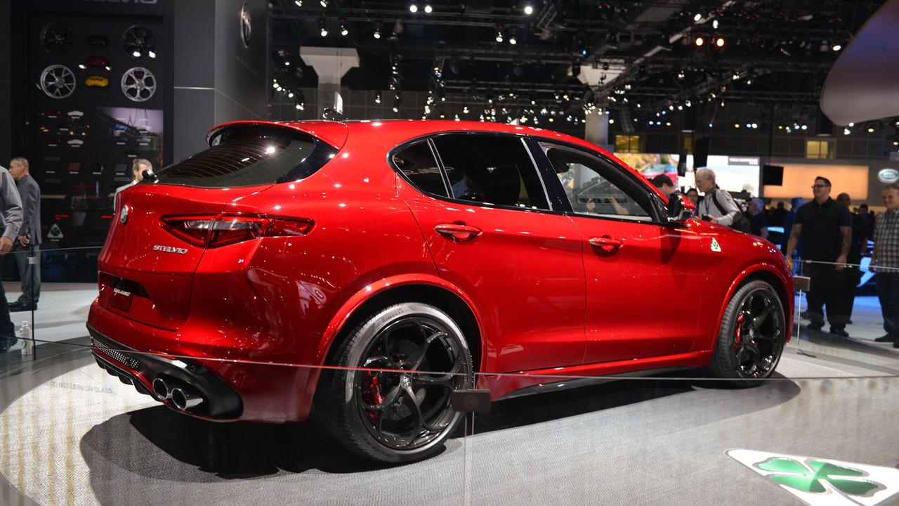 Vwvortex Com 2018 Alfa Romeo Stelvio Officially Unveiled