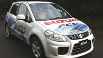 Suzuki Fuel Cell Vehicle