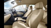 Sedã de traseira curta, Volkswagen Ameo é revelado e terá câmbio DSG