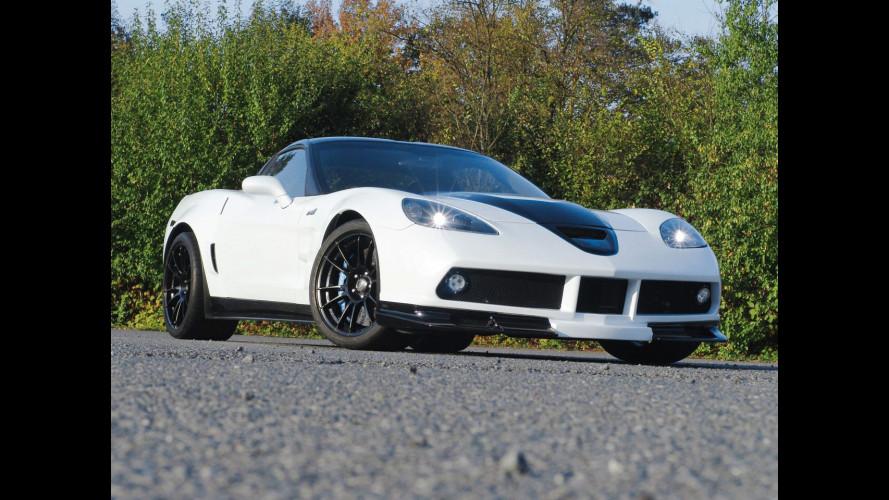Geiger GTS: la Corvette ZR1 da 710CV