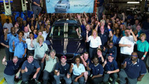 Last of first generation BMW X5 built