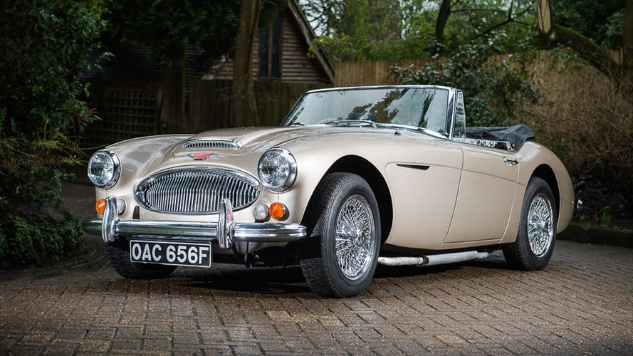 You Could Own The Last Austin-Healey Ever Built
