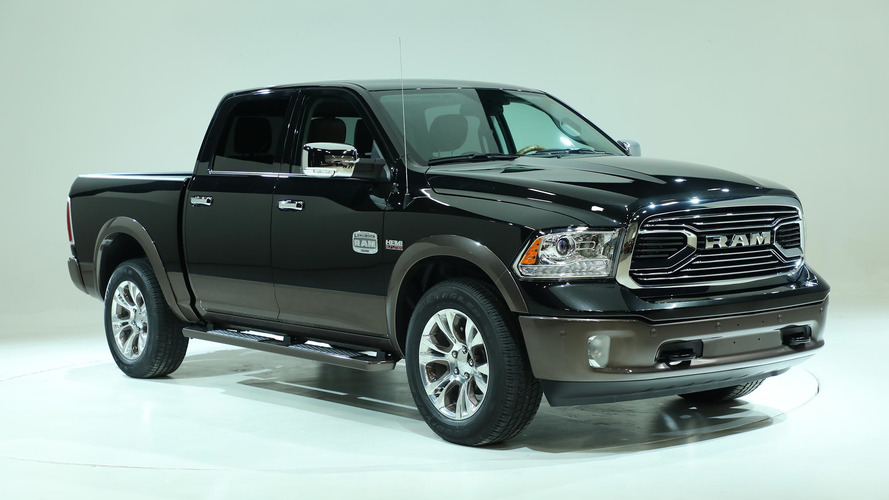 Ram Offering Colors So Your Truck And RV Match