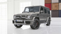 Mercedes G-Class Designo Manufaktur Edition and Exclusive Edition