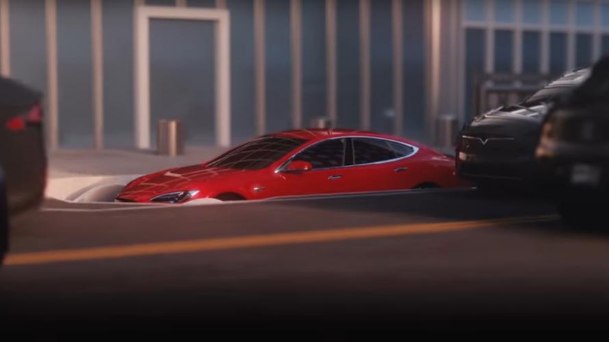 Tesla Boring Company'nin inanılmaz tünel projesi
