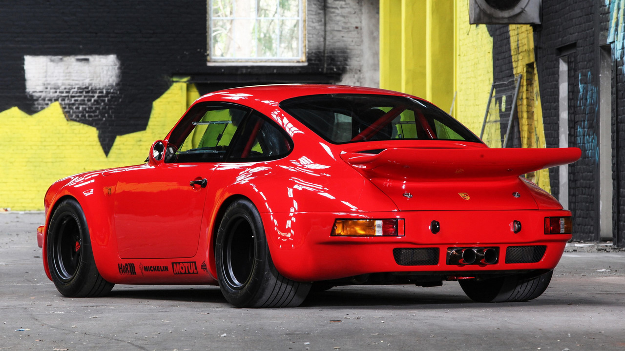 1974 Porsche 911 Rs Tuned By Dp Motorsport Photo Gallery