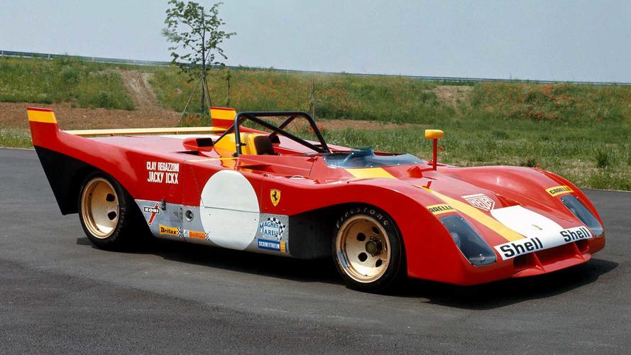 1972 - Ferrari 312 PB