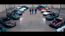 Aston Martin Wales Factory Stunt Video