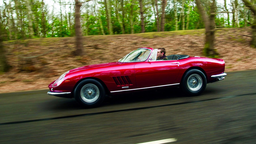1967 Ferrari 275 GTB/4*S NART Spider. Most Expensive ...