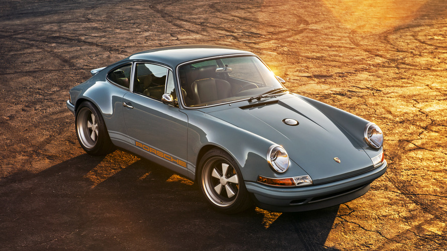 Singer'ın restore ettiği iki Porsche 911 Amelia Island Toplantısı yolcusu