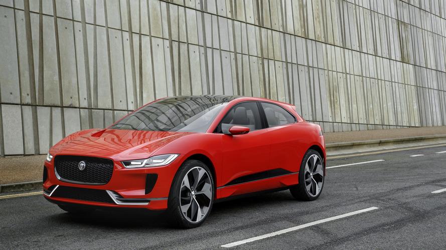Jaguar I-Pace'in platformu daha fazla EV'ye ev sahipliği yapabilir