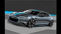 Aston Martin bringt RapidE
