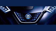 Nissan Leaf teaser 2018
