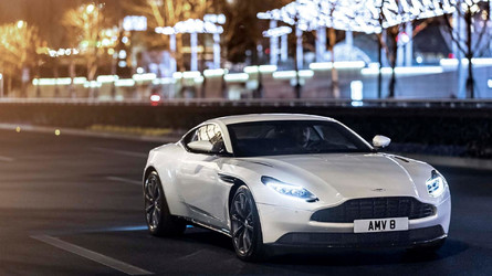 L'Aston Martin DB11 s'offre un V8 AMG