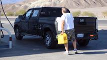 2019 Chevrolet Silverado Diesel Spy Photos