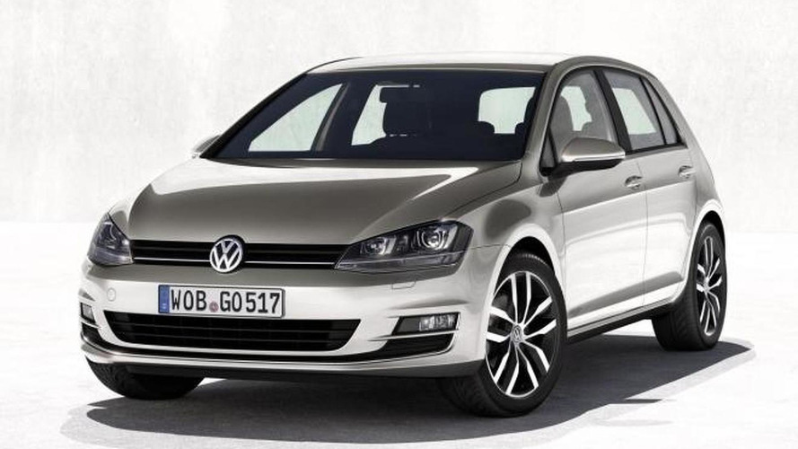 Volkswagen Golf VII leaked - 12 photos reveal the new model