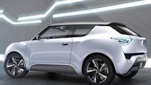 SsangYong e-XIV concept
