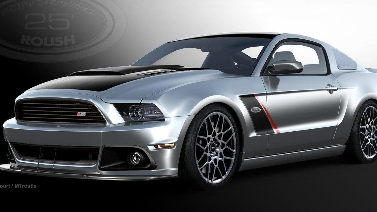 2013 Roush Stage 3 Ford Mustang SAE limited edition