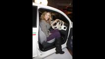 Party a Londra per Fiat 500