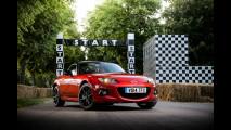 Mazda al Goodwood Festival of Speed 2014