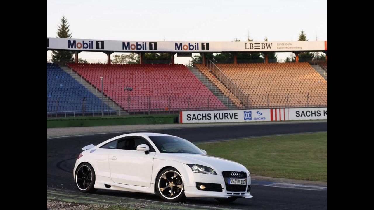 Audi TT elaborata da PPI