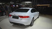 2016 Jaguar XF at 2015 New York Auto Show