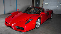 Damaged 2003 Ferrari Enzo