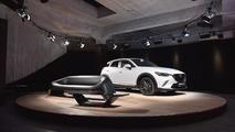 Mazda design concepts