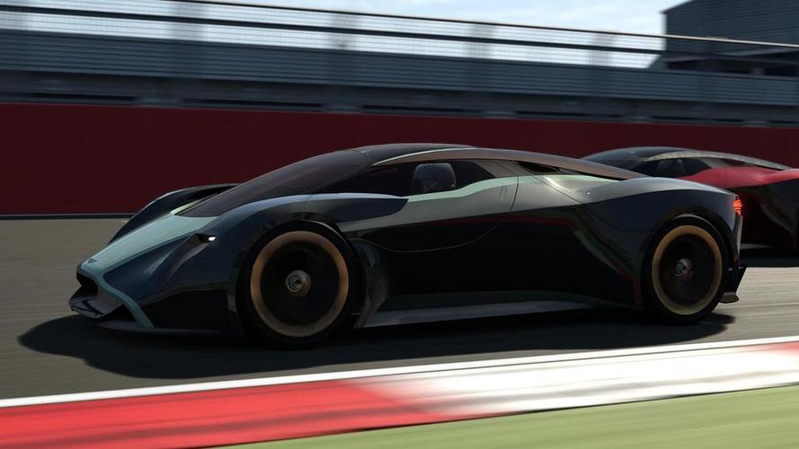Un nouveau supercar signé Aston Martin en préparation ?