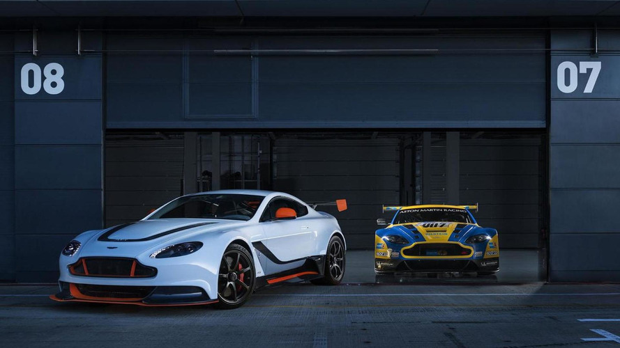 Aston Martin Vantage GT3 unveiled with 600 PS