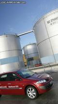 Renault Megane E85 Bioethanol Capable