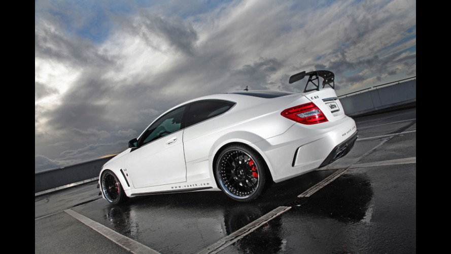 Vath Mercedes-Benz V63 AMG Coupe Black Series