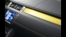 Land Rover Range Rover Evoque Sicilian Yellow