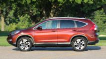 2016 Honda CR-V: İnceleme