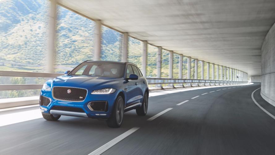 Jaguar F-Pace - Les femmes l'adorent !