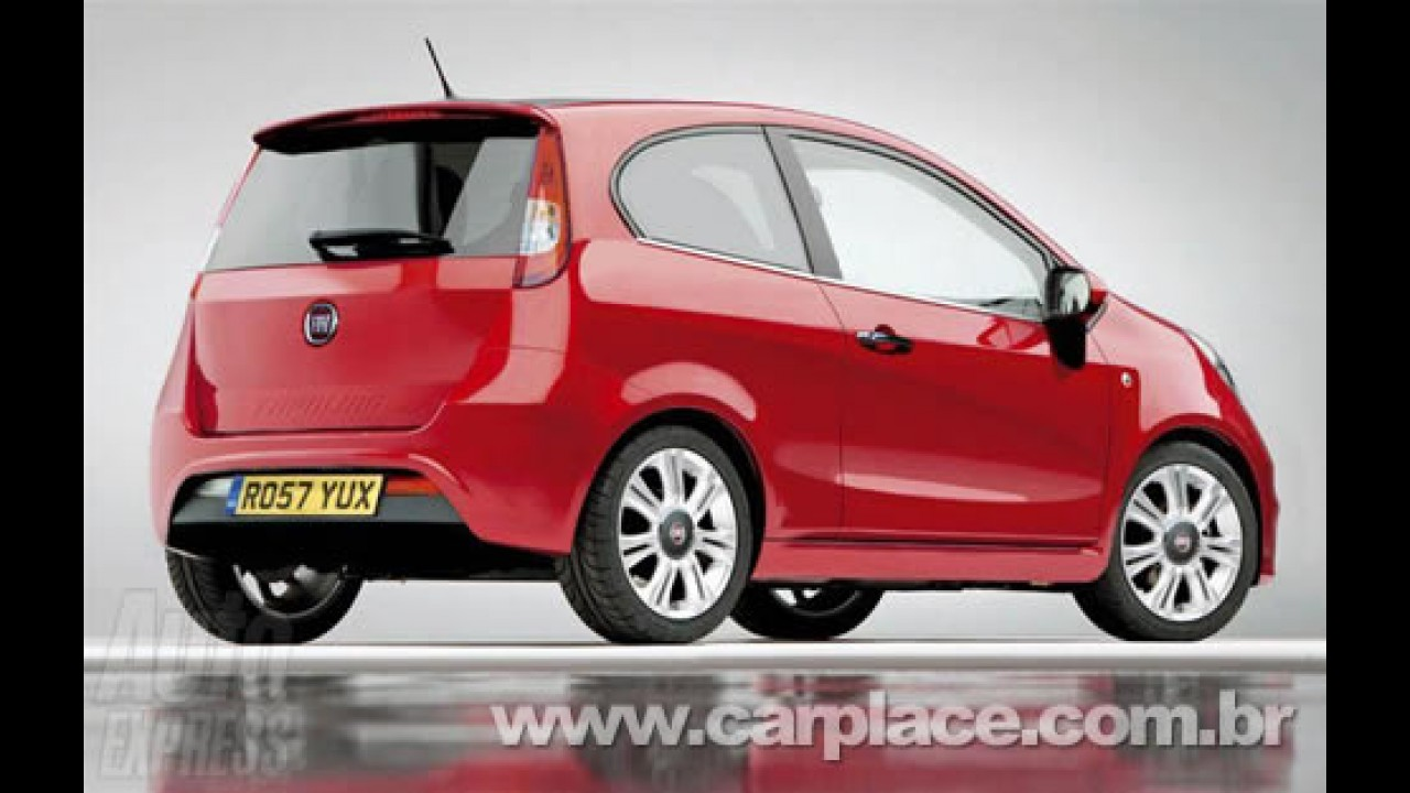 Fiat revela mais detalhes sobre o novo Topolino - Lançamento será em 2010