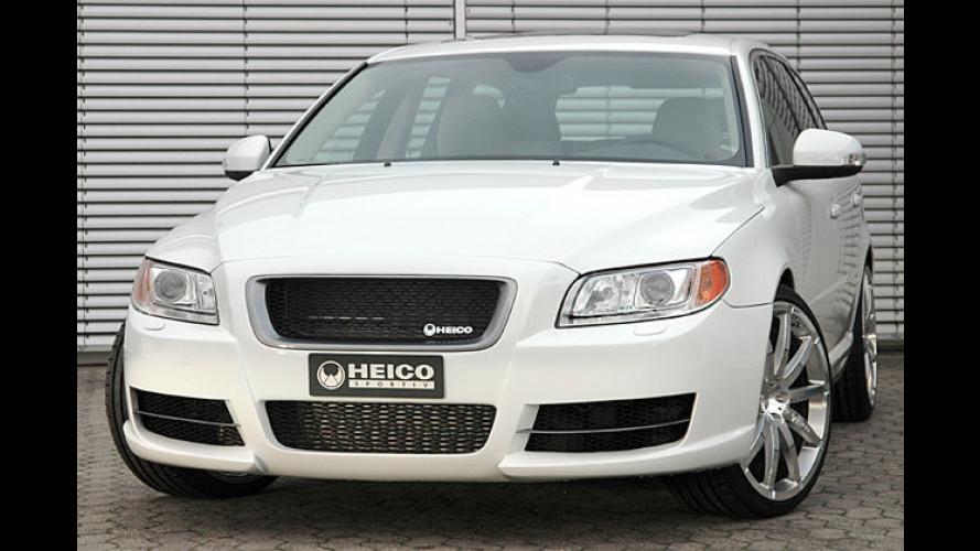 Volvo V70 von Heico Sportiv: Mit freundlicher Empfehlung