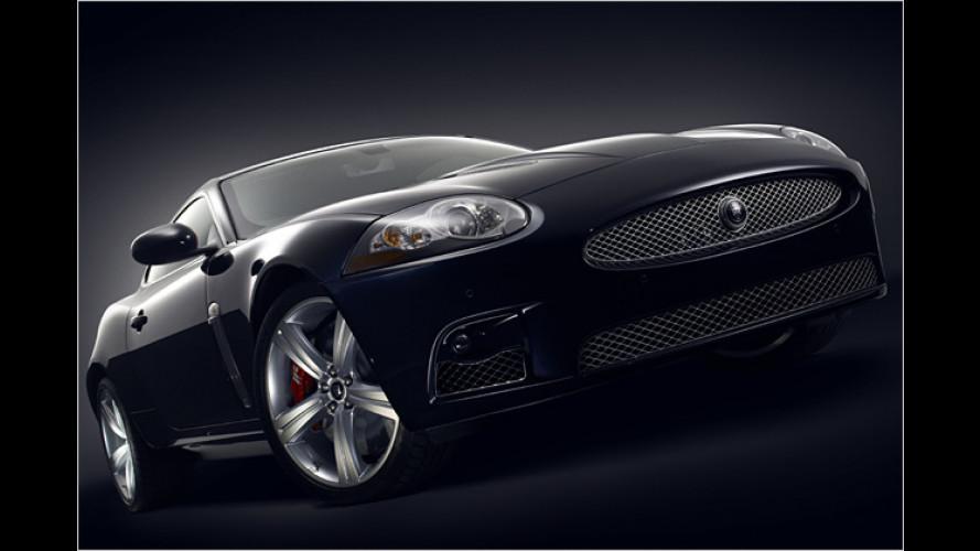 Jaguar XKR Portfolio: Sportcoupé auf die englische feine Art