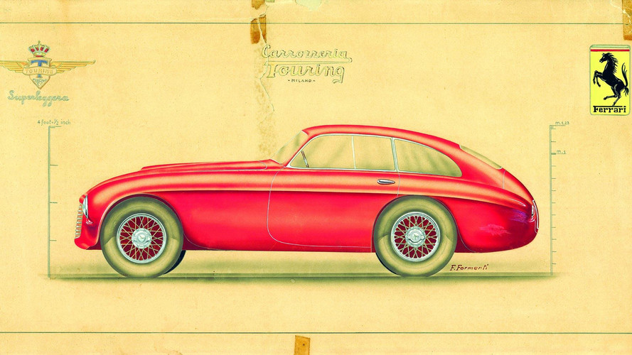 Upcoming Exhibit In London Provides Rare Look Into Ferrari Design