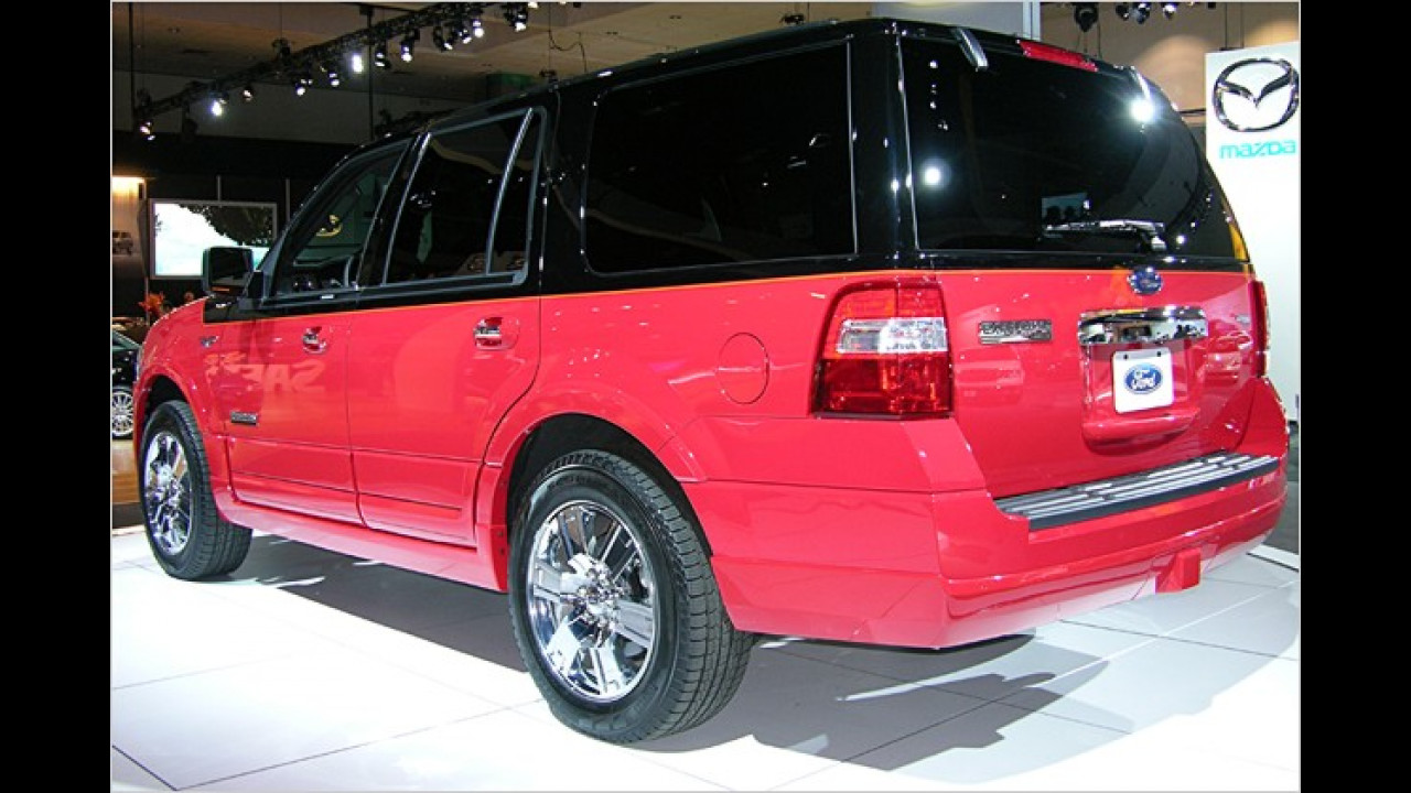 Ford Expedition Funkmaster-Flex-Edition