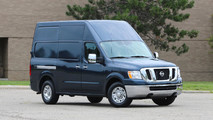 2017 Nissan NV3500: Review