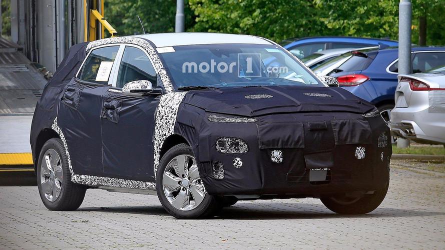 Habrá un Hyundai KONA eléctrico y ya está en marcha